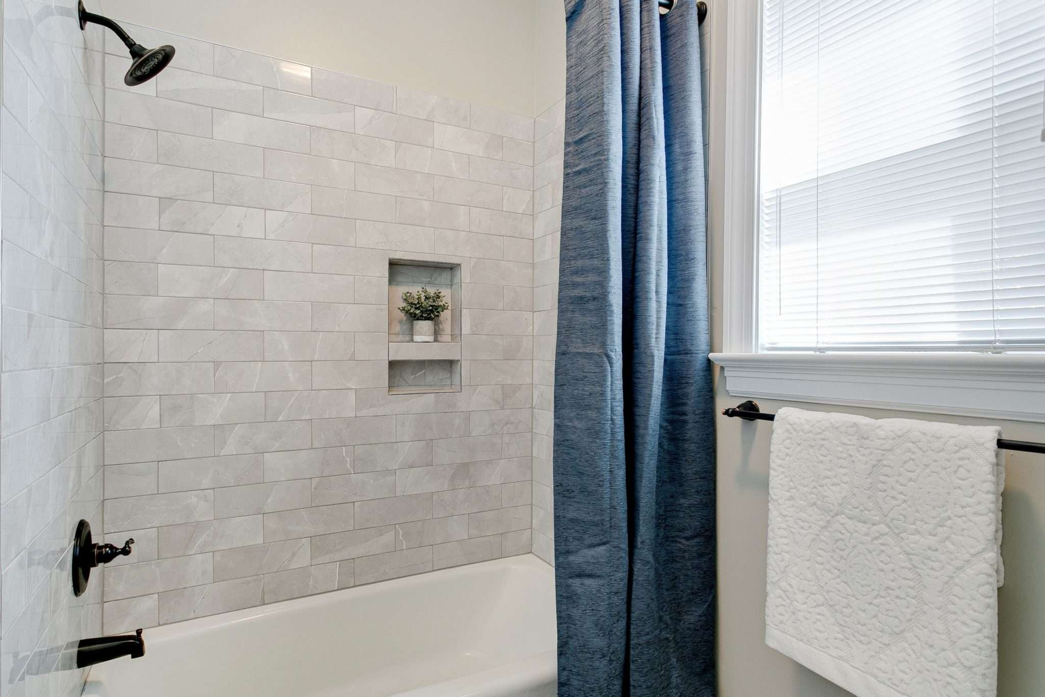 Henrico bathroom contractor Richmond VA