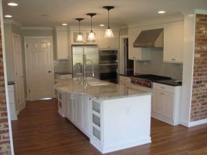Farmhouse Kitchen Addition, Chesterfield