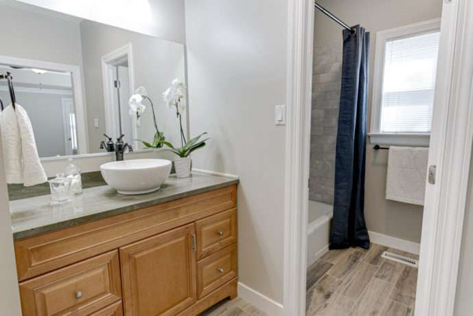 Bathroom Remodeling Photos - A. Leigh Construction Richmond VA