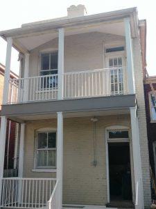Richmond Historic Porch Restoration Contractor