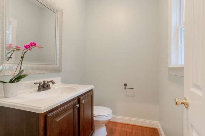 Chesterfield Remodeled Bathroom